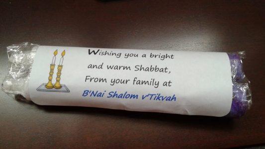 Virtual Shabbat Dinner